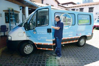 Es muy importante concientizar sobre la donación de órganos y el trabajo que realiza el Incucai