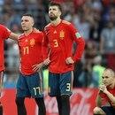 España no pasó del empate a 1 en los 120 minutos
