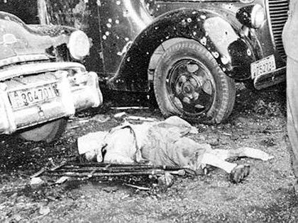 Gritos, sangre, zapatos y carteras tiradas en la calle, brazos y piernas sin dueño fueron algunas de las imágenes del horror de aquel día