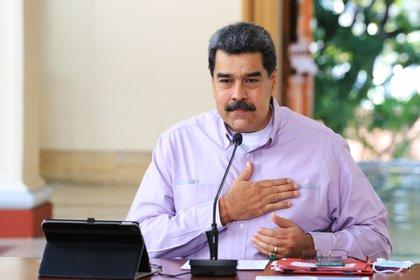 Nicolás Maduro insiste en que habrá elecciones parlamentarias en Venezuela el próximo 6 de diciembre (EFE/PRENSA MIRAFLORES)