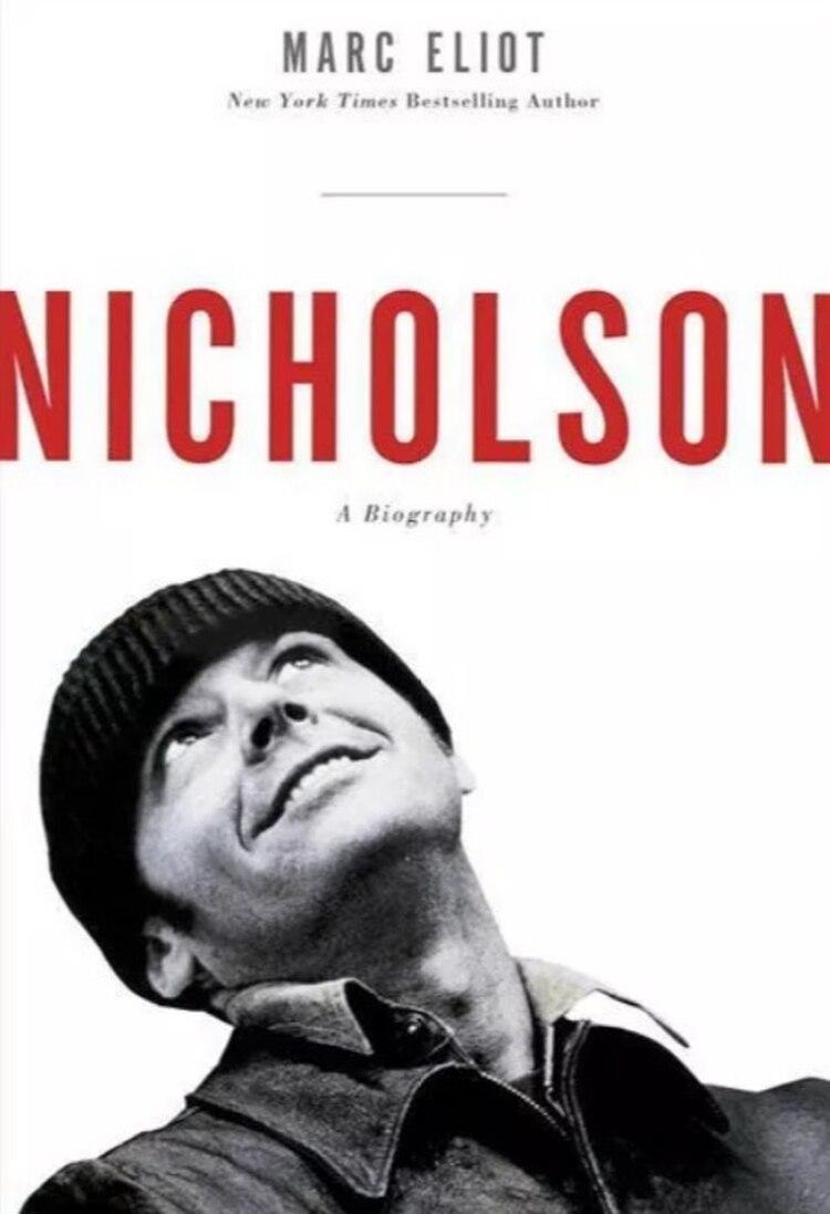 Nicholson, según el texto, fue adicto a las drogas