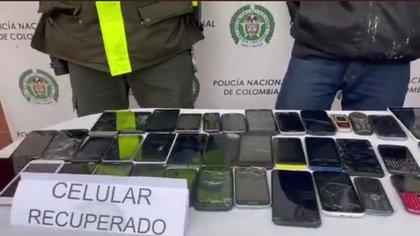 Foto: captura video Policía Metropolitana de Bogotá
