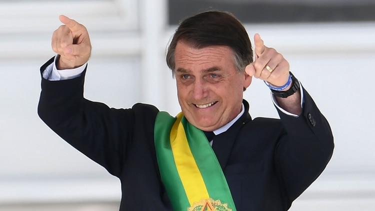 Jair Bolsonaro (AFP)