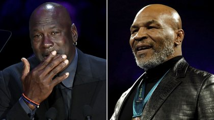 Mike Tyson y Michael Jordan protagonizaron un tenso episodio en 1988