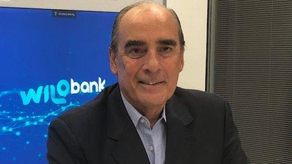 Guillermo Francos, presidente del banco digital Wilobank