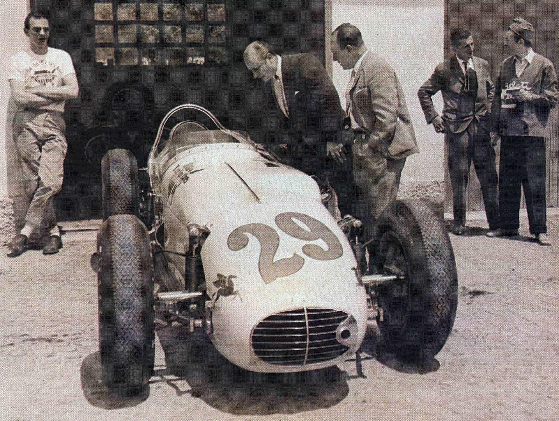 Fangio Indy 500