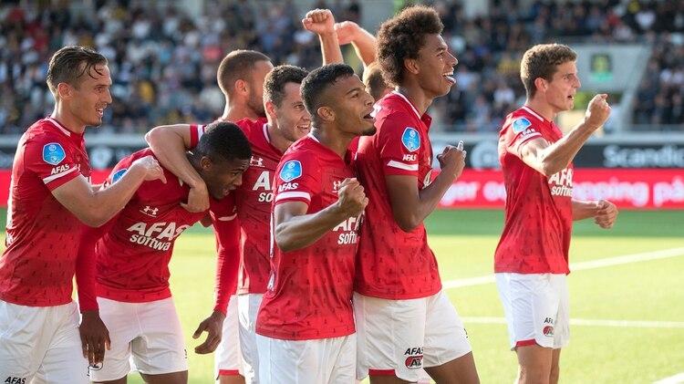 El equipo viene de vencer al Fortuna Sittard por 4-0