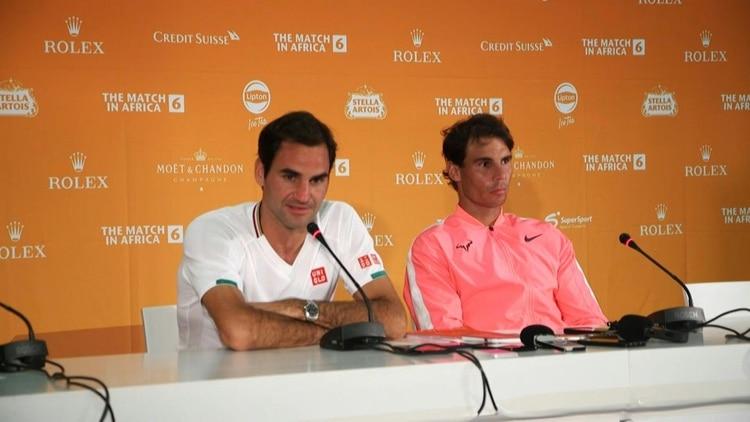 Roger Federer y Rafa Nadal también han realizado donaciones para combatir el COVID-19.