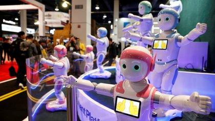 En Japón, hay exhibiciones anuales de los avances en robótica