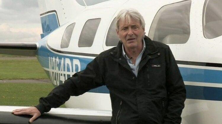 Dave Henderson, el piloto que estaba a cargo del vuelo de Emiliano Sala