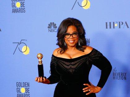 Oprah Winfrey (The Grosby Group)