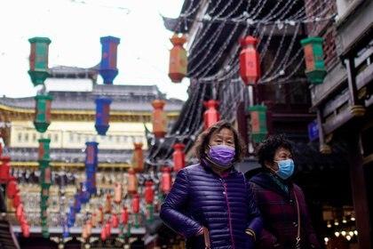 El nuevo coronavirus originario de China ya ha infectado a más de 30.000 personas en 25 países, además de haber causado 630 muertes. (REUTERS/Aly Song)