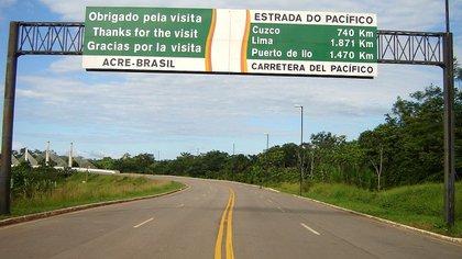 Las autoridades peruanas evitaron en las últimas semanas el ingreso de migrantes provenientes de Brasil