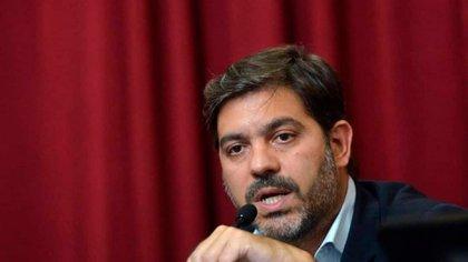 El jefe de gabinete bonaerense, Carlos Bianco (Foto: Prensa Jefatura PBA)