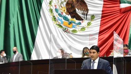 """Erik """"Terrible"""" Morales buscará mantener su escaño en la Cámara de Diputados (Foto: Cortesía)"""