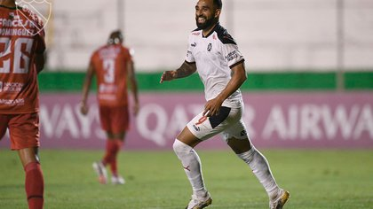 Con un Jonathan Herrera como figura, Independiente ganó en su visita al Guabirá de Bolivia, en su inicio en la Copa Sudamericana