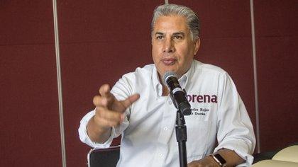 Rojas intentará participar en el proceso a pesar de haber sido suspendido del partido por medio año (Foto: Isaac Esquivel/ Cuartoscuro)