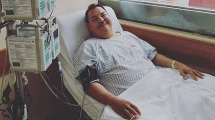 Julio Preciado tiene coronavirus (IG: juliopreciado_)