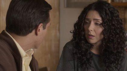 La actriz Amanda de la Rosa tuvo un papel destacado en el caso y escribió un libro sobre Paulette (Captura de pantalla)