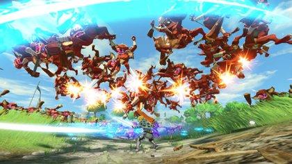 Hyrule Warriors: Age of Calamity toma elementos de Breath of the Wild y les da un nuevo propósito (Foto: Nintendo)