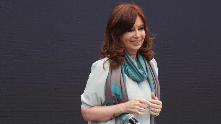 La ex presidenta aún no reveló en público si será o no candidata a presidenta en el 2019 (Matias Baglietto)