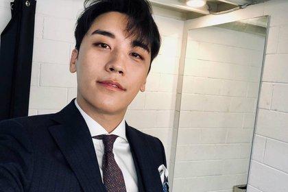 Tras rechazar las acusaciones, Seungritambién dejó la música (Instagram seungriseyo)