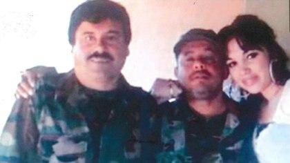 """Una foto sin fecha de la Oficina del Fiscal General de los Estados Unidos, muestra a """"El Chapo"""" en libertad (Archivo)"""