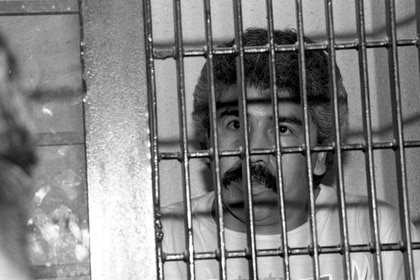 Mexico, 2013. Rafael Caro Quintero was released due to errors in their process in the murder case of former agent of the united States , Enrique Camarena (Photo: FILE/ VICTOR MENDIOLA /CUARTOSCURO)