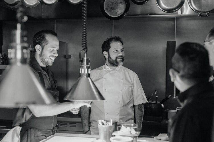El chef más famoso de México filtra la cocina arraigada de su país a través de una lente contemporánea (Genitileza: Latin America's 50 Best)