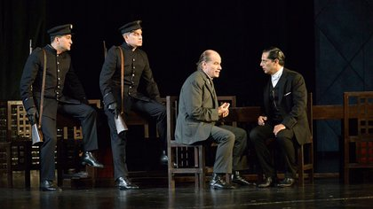 """""""Hamlet"""", con Joaquín Furriel y dirección de Rubén Szuchmacher"""