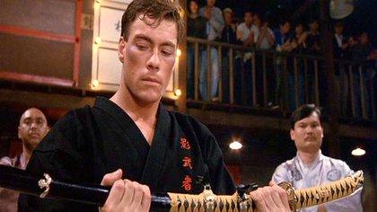 Van Damme es hoy una estrella de las películas de acción