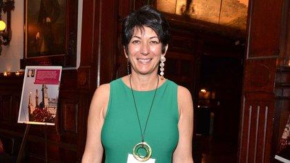 Ghislaine Maxwell. Foto: Bloomberg