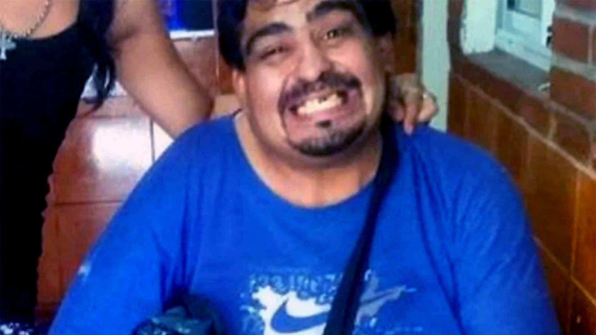 Jorge Martín Gómez, el hombre muerto tras recibir la patada del policía