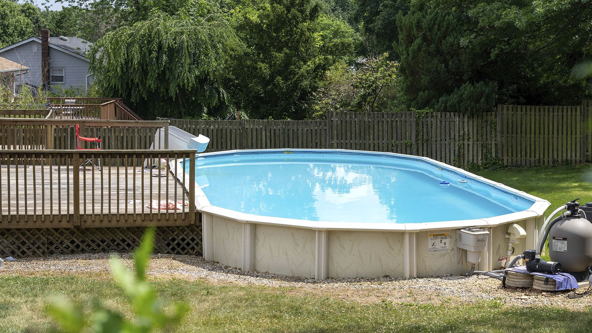 Familia ahogada piscina EEUU