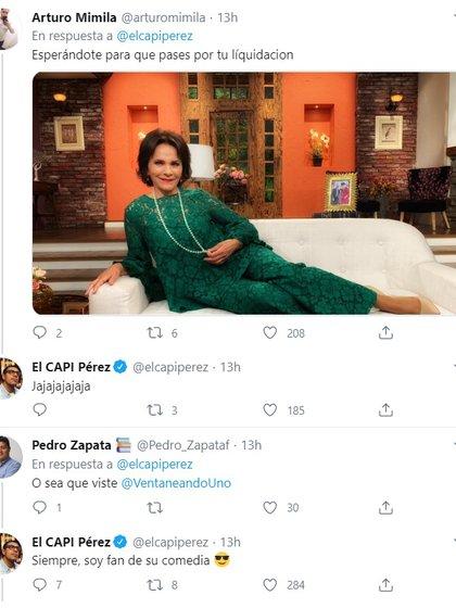 El Capi respondió a los mensajes de sus seguidores sobre el tema