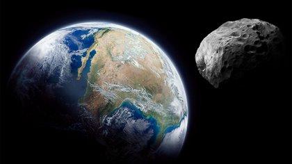 Un asteroide, calificado como peligroso por la NASA, podría chocar contra la Tierra en 2022 (Shutterstock)