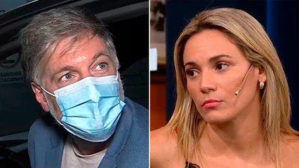"""""""Rocío Oliva va a tener que demostrar que yo engañé a mi mujer"""", dijo Horacio Cabak"""