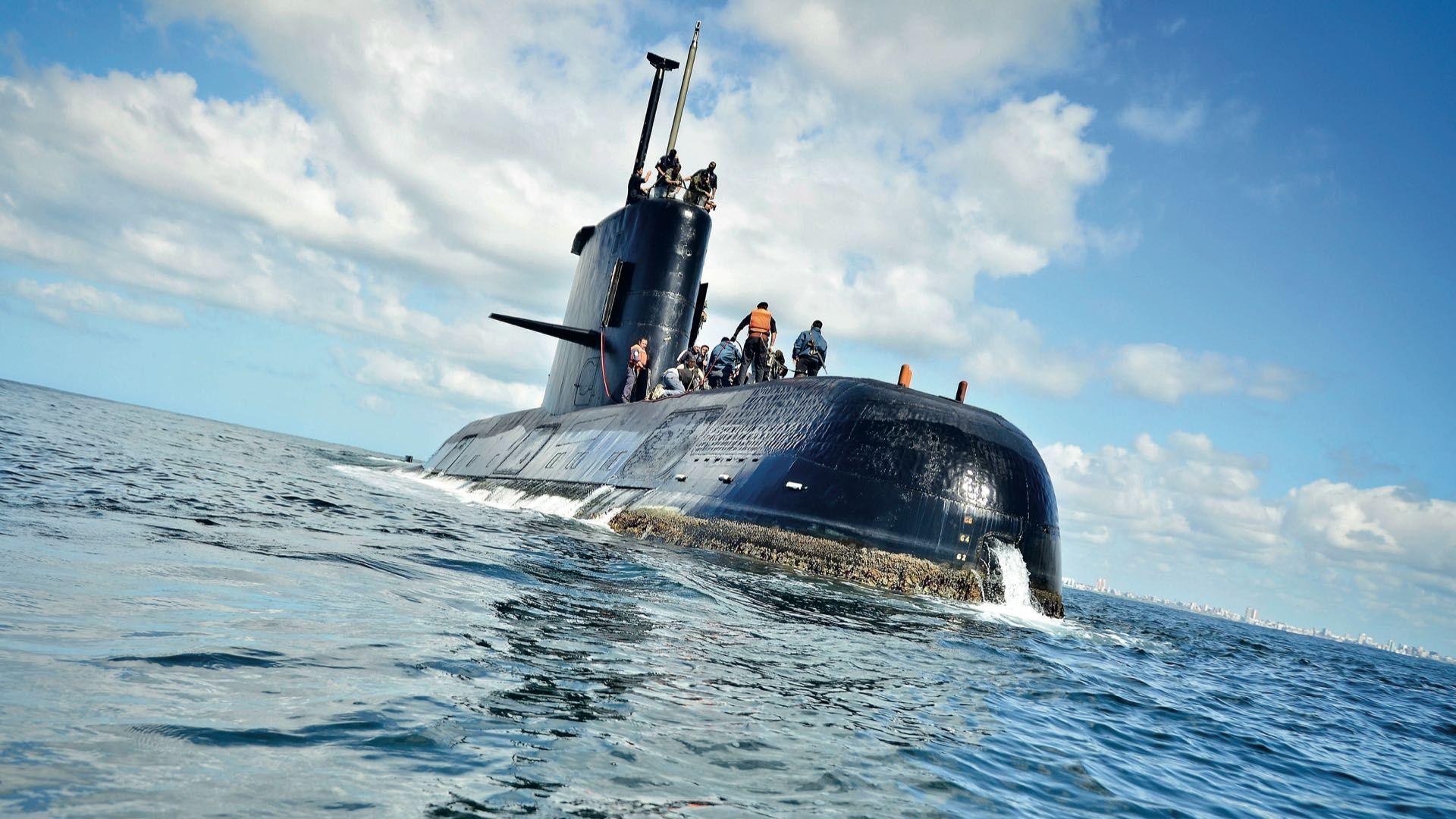 Se anunció su hallazgo el sábado 17 de noviembre de 2018 (Armada Argentina/Juan Sebastián Lobos)