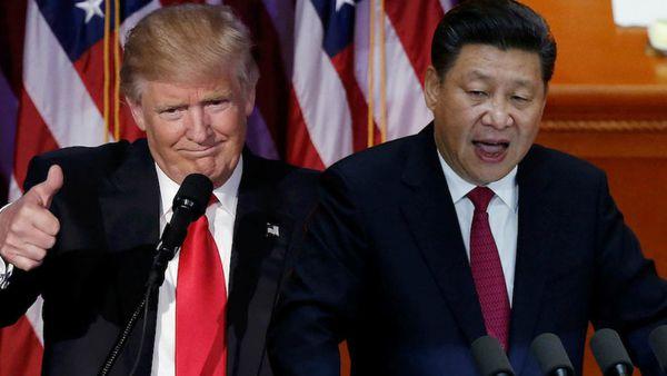 """China consideró """"inaceptable"""" la amenaza de Donald Trump de suspender el comercio con países que mantengan vínculos con Corea del Norte"""