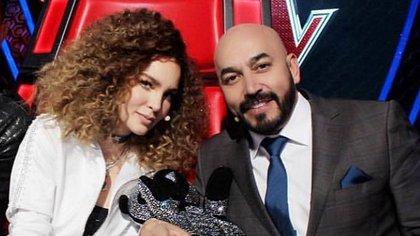 Belinda jamás aceptó tener un romance con Lupillo Rivera (Foto: Instagram)