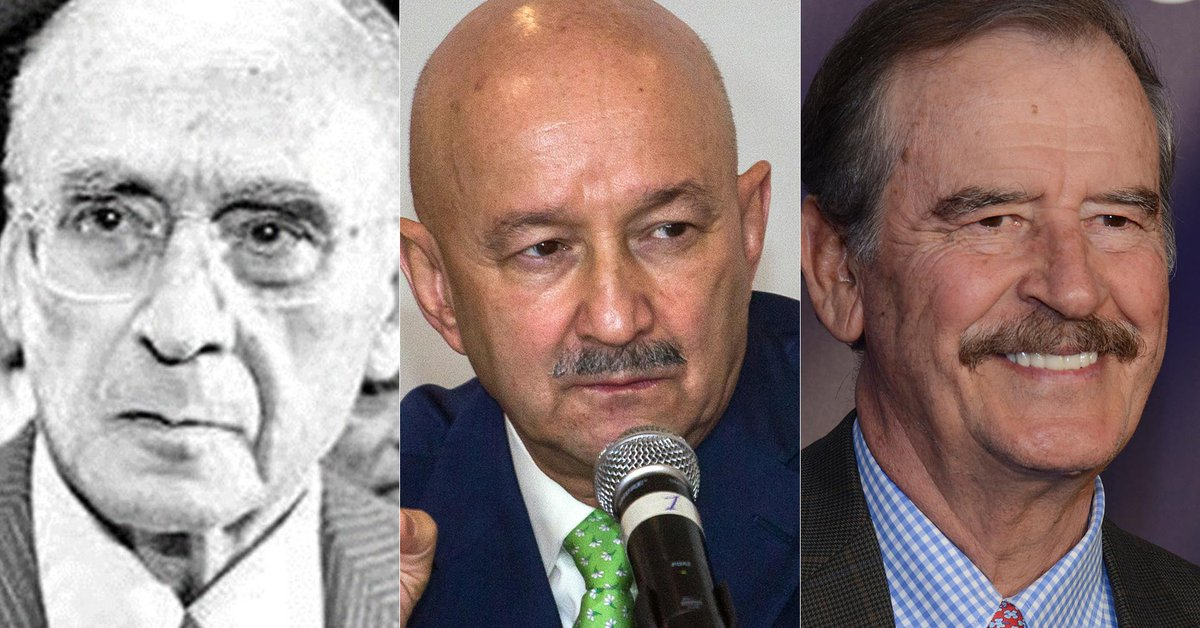 From Echeverría to Fox: Who are the former Mexican presidents awaiting the COVID-19 Vaccine