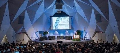 La Primera Cumbre de Estudios de Modificación Genética se celebró en Washington en 2015