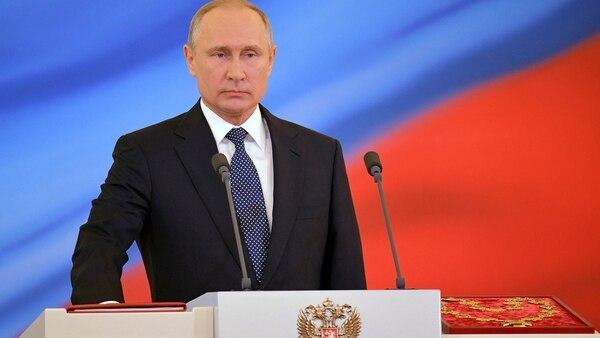 Ucrania impone nuevas medidas contra el gobierno de Vladimir Putin (Reuters)