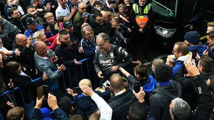 Leeds salió campeón y logró el ascenso de la mano de Marcelo Bielsa
