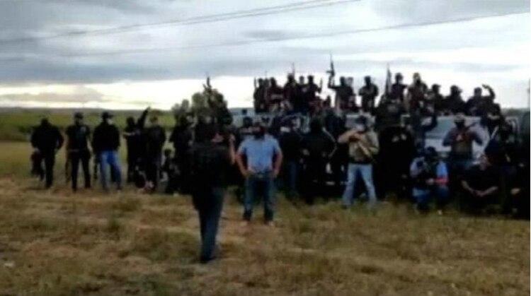 El grupo criminal Santa Rosa de Lima se dedica principalmente al robo de combustible (Foto: Archivo)