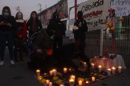 Los feminicidios continúan a la alza en el Edomex (Foto: Cuartoscuro / Nacho Ruiz)