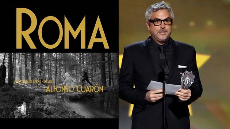 Roma De Alfonso Cuarón Obtuvo 3 Nominaciones A Los Globos De Oro