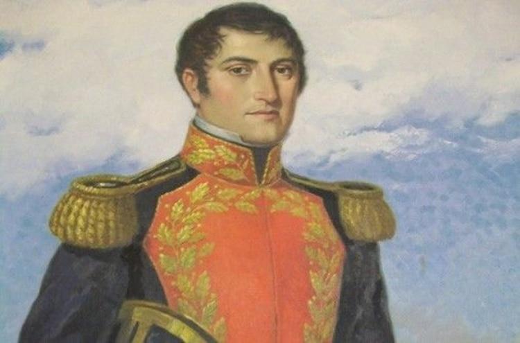 Manuel Belgrano le solicitó al Primer Triunvirato que se estableciera de modo oficial el uso de una escarapela nacional