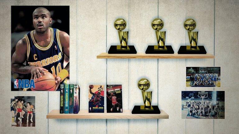 El otro ídolo de Manu Ginóbili: la historia de la figura de la NBA que lo cautivó tanto como Michael Jordan