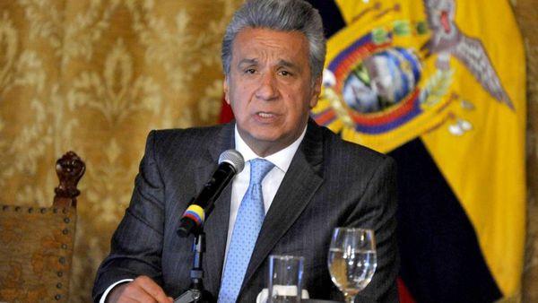 """""""Una aberración política"""": Lenín Moreno quiere suprimir la reelección indefinida en Ecuador"""
